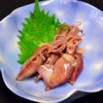 ホタルイカの刺身の下処理とさばき方と美味しい食べ方とは?